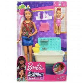 Խաղային հավաքածու FXH05 տիկնիկով դայակ Barbie