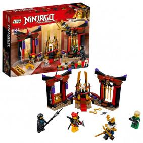 Կոնստրուկտոր 70651 NINJAGO Տրոնների մարտը LEGO