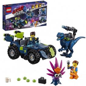 Կոնստրուկտոր 70826 Movie  Ռեքսի LEGO