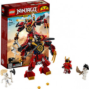 Կոնստրուկտոր 70665 NINJAGO  Ռոբոտ Սամուռայ LEGO