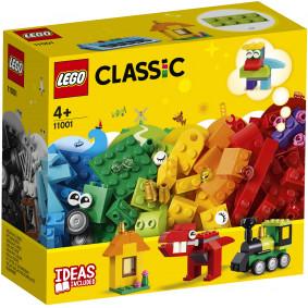 Կոնստրուկտոր 11001 CLASSIC խորանարդիկներ LEGO