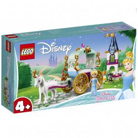 Կոնստրուկտոր 41159 DISNEY Մոխրոտիկի կառքը LEGO