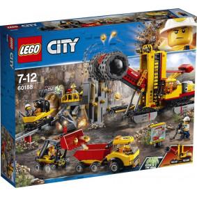 Կոնստրուկտոր 60188 City Հանք LEGO