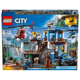 Կոնստրուկտոր 60174 City Ոստիկանական Բաժին LEGO