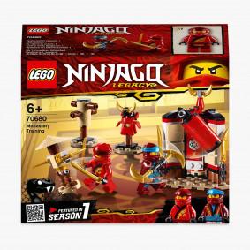 Կոնստրուկտոր 70680 NINJAGO Ուսուցում վանքում LEGO