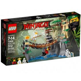 Կոնստրուկտոր 70608 Ninjago Գառմադոն, Մաստեր LEGO