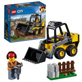 Կոնստրուկտոր 60219 Շինարարական բեռնատար LEGO