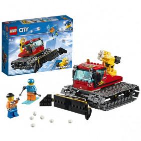 Կոնստրուկտոր 60222 CITY Ձյուն մաքրող մեքենա LEGO