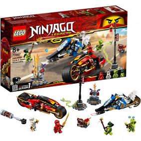 Կոնստրուկտոր 70667 NINJAGO Կայան ու Զայան LEGO