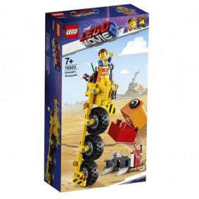 Կոնստրուկտոր 70823 Movie Եռանիվ հեծանիվ LEGO