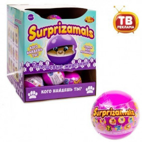 Անակնկալ խաղալիք 3 սերիա SUR20255/36 Surprizamals