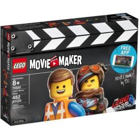 Կոնստրուկտոր 70820 Movie Կինոռեժիսոր LEGO