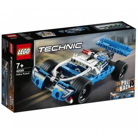 Կոնստրուկտոր 42091 TECHNIC Ոստիկանական LEGO