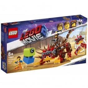 Կոնստրուկտոր 70827 Movie Ուլտրա-Կիսա, Լյուսի LEGO