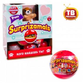 Անակնկալ խաղալիք սերիա 4, SUR20256/36 Surprizamals