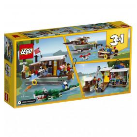 Կոնստրուկտոր 31093 CREATOR Լողող տնակ LEGO