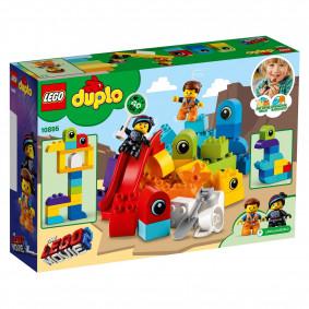 Կոնստրուկտոր 10895 DUPLO Այլմոլորակայիններ  LEGO