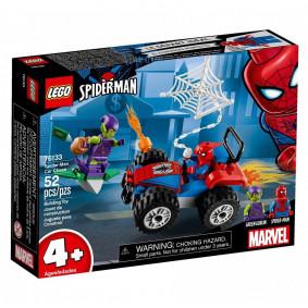Կոնստրուկտոր 76133 Super Heroes Սարդ մարդ LEGO