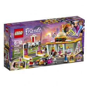 Կոնստրուկտոր 41349 FRIENDS Ռեստորան LEGO