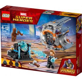 Կոնստրուկտոր 76102 Super Heroe Տոր LEGO