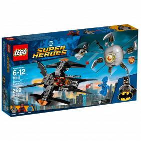 Կոնստրուկտոր 76111 SUPER HEROES Բեթմեն LEGO