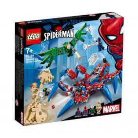 Կոնստրուկտոր 76114 Super Heroes Սարդ մեքենա LEGO