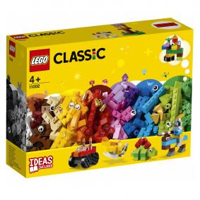 Կոնստրուկտոր 11002 CLASSIC խորանարդիկներ LEGO