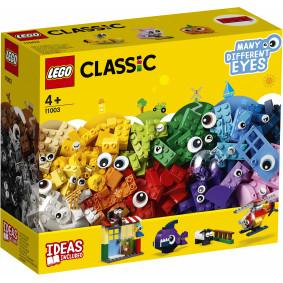 Կոնստրուկտոր 11003 CLASSIC խորանարդիկներ LEGO