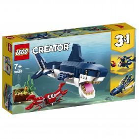 Կոնստրուկտոր 31088 CREATOR Ծովի բնակիչները LEGO