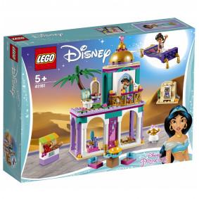 Կոնստրուկտոր 41161 DISNEY Ալադին և Ժասմին LEGO
