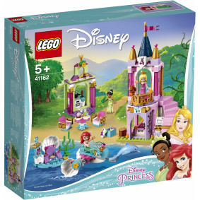 Կոնստրուկտոր 41162 DISNEY Թագավորական տոն LEGO