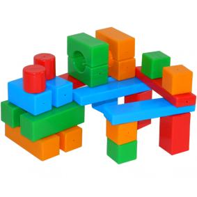 Հավաքածու 511 կառուցողական կուբիկներ ОРИОН