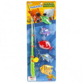 Խաղ ձկնորսություն«Խաղում ենք միասին»,«Միմիմիշկի»