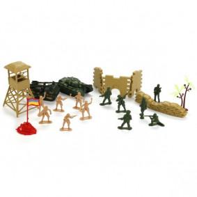 Զինվորների հավաքածու  <<Խաղում ենք միասին>>