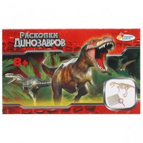 Սեղանի խաղ պատրաստիր դինոզավր 666-101-RU