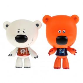 Հավաքածու  երկու ռեզինից խաղալիքներով Միմիմիշկի