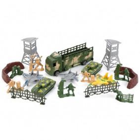 Զինվորների հավաքածու աքսեսուարներով B1412026-R