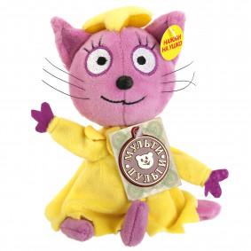 Փափուկ խաղալիք «Մուլտի- Պուլտի», Երեք կատու.Լապչկա