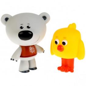 Ռեզինից խաղալիքներ «Խաղում ենք միասին» Միմինիշկի