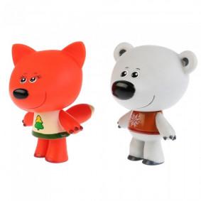 Ռեզինից խաղալիքներ «Խաղում ենք միասին» Միմիմիշկի