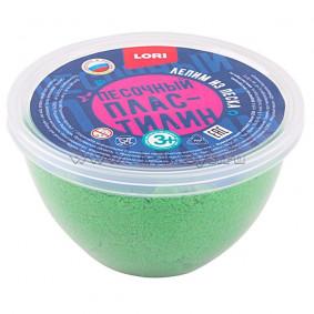 Պլաստիրին ավազից Пп-004 կանաչ, 250 գրամ