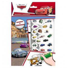 Գիրք 21135 Disney Մեքենաներ: Ինքնակպչուններ և գուն
