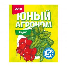 Հավաքածու Р-013 երիտասարդ հողագործ Ռեդիս LORI