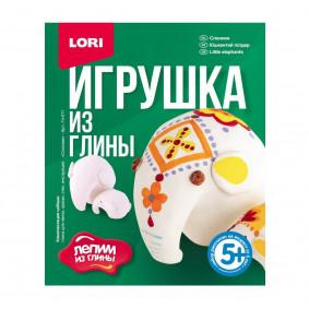 Կավից խաղալիք Гл-011 <<Փղիկ>>