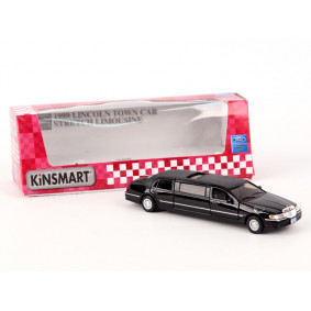 Մեքենա 1:38 Lincoln Town Car Stretch Limousine KT7
