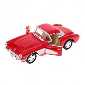 Մեքենա 1:34 KT5316D, 1957 Chevrolet Corvette ТМ KI