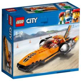 Կոնստրուկտոր 60178 City Մեքենա մրցավազքային LEGO