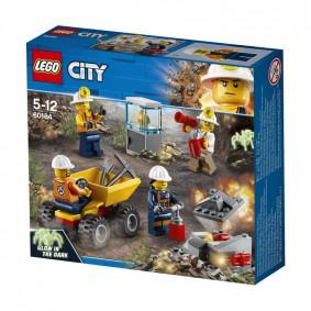 Կոնստրուկտոր 60184 Հանքափորների բրիգադ LEGO