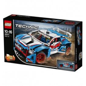 Կոնստրուկտոր 42077 Technic Մրցավազքային մեքենա LEG
