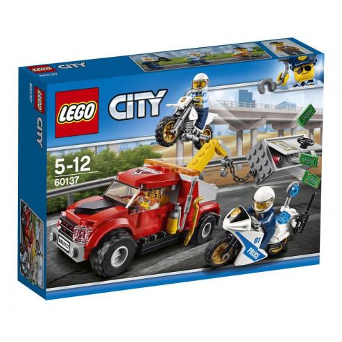 Կոնստրուկտո 60137 Փախուստ City Police LEGO